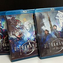 超人 歐布 ultraman orb the origin saga blu-ray 共3碟 繁中字幕