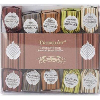 (預購)英國 Tartuflanghe assorted sweet truffles 綜合松露點心巧克力禮盒 70g