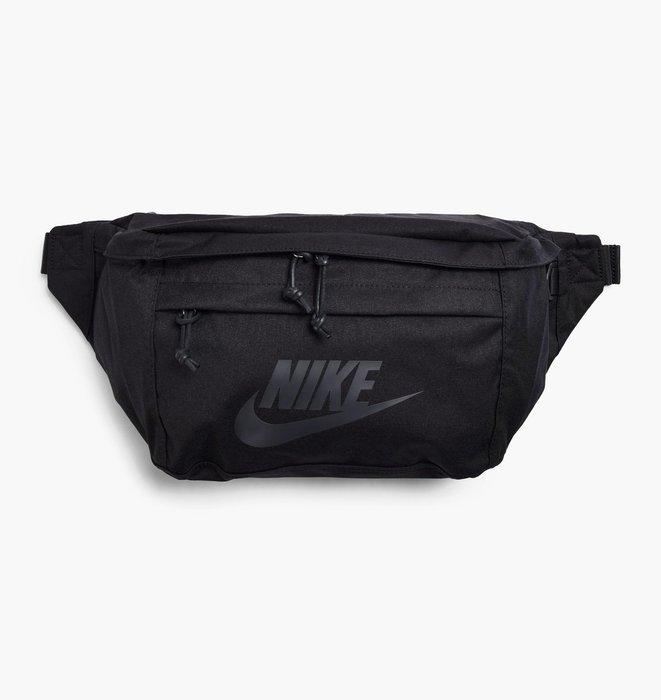 【IMP】NIKE Large Tech Hip P 運動 腰包 斜背包  側包 大容量 黑 BA5751 010 現貨