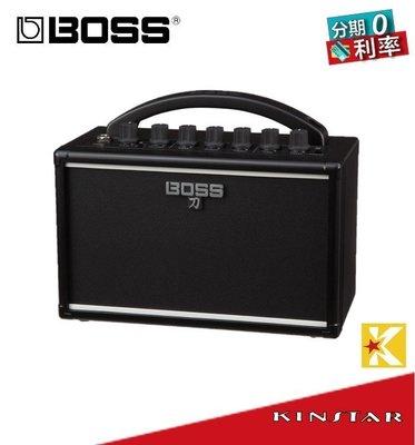 【金聲樂器】BOSS KATANA MINI 刀 電吉他擴大音箱