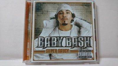 【鳳姐嚴選二手唱片】Baby Bash / Super Saucy