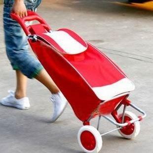 購物車  新款爬樓車購物車行李車手拉車可折疊便攜買菜車購物車大號 LP