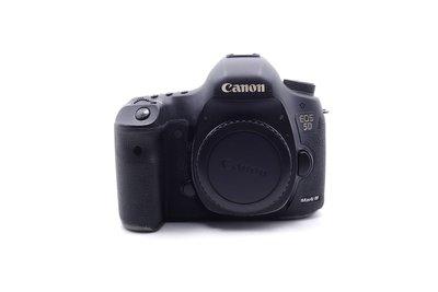 【台中青蘋果】Canon EOS 5D Mark III,  5D3 單機身 二手 全片幅 單眼相機 #61953 台中市
