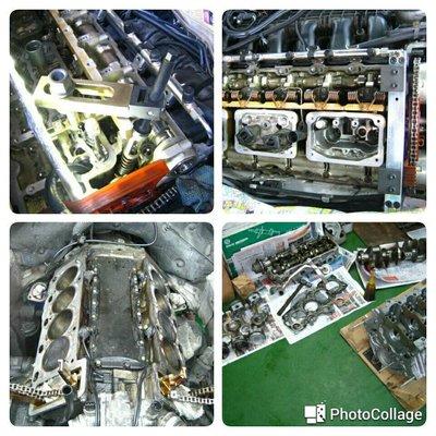 奧迪 AUDI 引擎大修 搪缸 吃機油 引擎異音 GS430 LS430 LS460 RX300 NX270