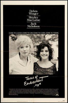 【藍光電影】母女情深/親密關系 Terms of Endearment (1983) 56屆奧斯卡三項大獎獲獎影片 老片,要求高的不要選! 111-061