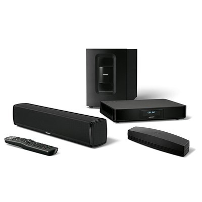 【Bose SoundTouch 120  + 無線重低音喇叭】4 HDMI Wi-Fi Spotify 藍芽