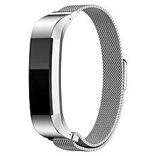 【現貨】ANCASE fitbit alta米蘭尼斯回環磁吸錶帶 alta HR通用不銹鋼邊框+錶帶