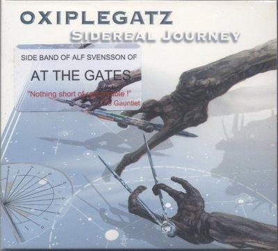 Oxiplegatz - Sidereal Journey