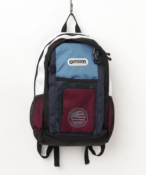 【Mr.Japan】日本限定 outdoor 手提 後背包 書包 大容量 通勤 a4 水壺袋 白 預購款