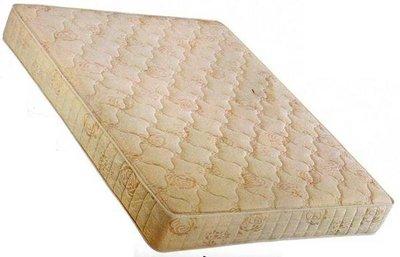 【宏興HOME BRISK】6尺緹花布二線連結硬式彈簧床墊,台北縣市免運費,品質保證