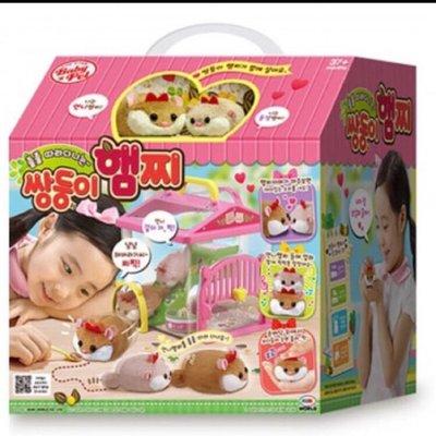 MIMI WORLD-親親寶貝倉鼠屋