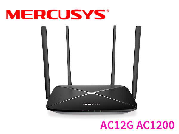 「Sorry」台灣公司貨 Mercusys 水星 AC12G AC1200 Gigabit 雙頻 無線 wifi 分享器