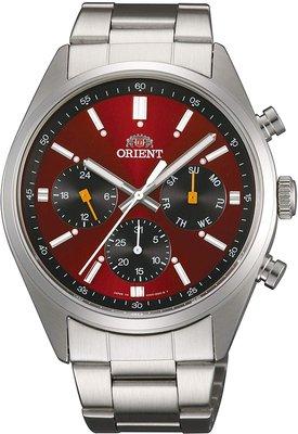 日本正版 Orient 東方 Neo 70's PANDA WV0031UZ 日本製 男錶 男用 手錶 日本代購
