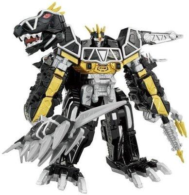 BANDAI 獸電戰隊 DX 強龍者 暗黑強龍神 異色版