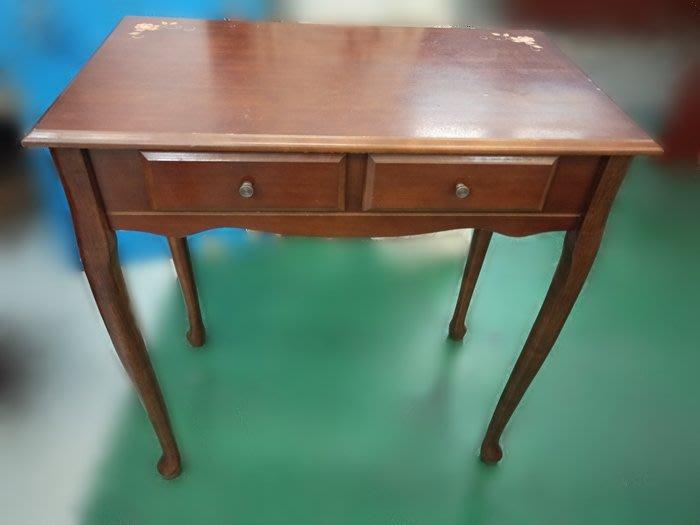 【宏品二手家具館】中古家具 家電 E92202*胡桃書桌* 電腦桌 辦公桌 兒童桌椅 寫字桌 課桌椅 大學椅拍賣