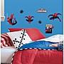 【KIDS FUN USA】RoomMates 蜘蛛人SpiderMan(經典卡通版)DIY防水壁貼/重複貼-美國原裝