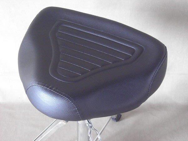 【音魔市】全新高級馬鞍型椅面旋轉式爵士鼓鼓椅---【超粗底架設計】