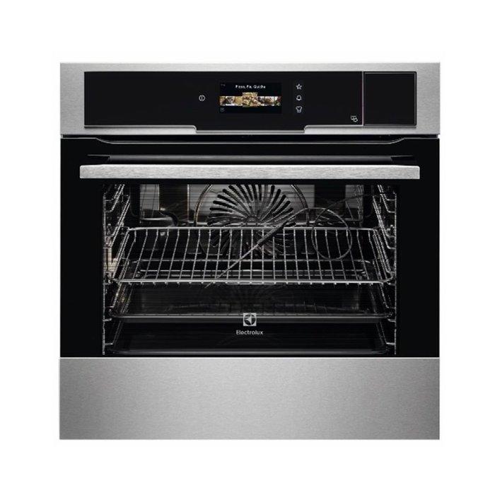 唯鼎國際【Electrolux伊萊克斯蒸烤爐】EOB9956XAX SOUSVIDE 蒸烤箱