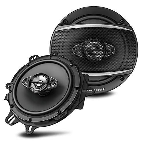 【Pioneer】6.5吋4音路車用同軸喇叭TS-A1680F*350W大功率