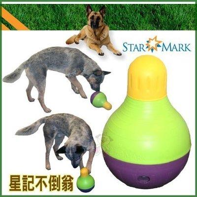 =白喵小舗=美國 Starmark Bob-A-Lot《星記不倒翁》抗憂鬱益智玩具 (S號)