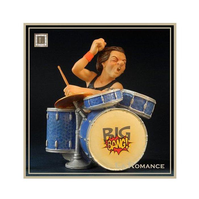 【芮洛蔓 La Romance】 Parastone - Big Bang Band - DRUMS 鼓手