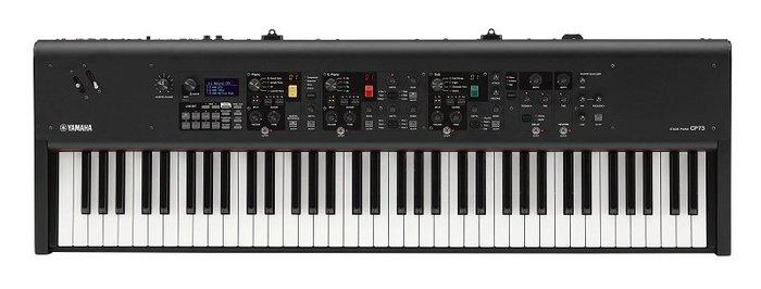 造韻樂器音響- JU-MUSIC - 全新 YAMAHA CP73 73鍵 合成器 數位鋼琴 舞台鋼琴 CP-73