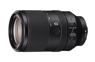 【高雄四海】SONY FE 70-300mm F4.5-5.6 G OSS 全新平輸.一年保固.A7系列專用.預定