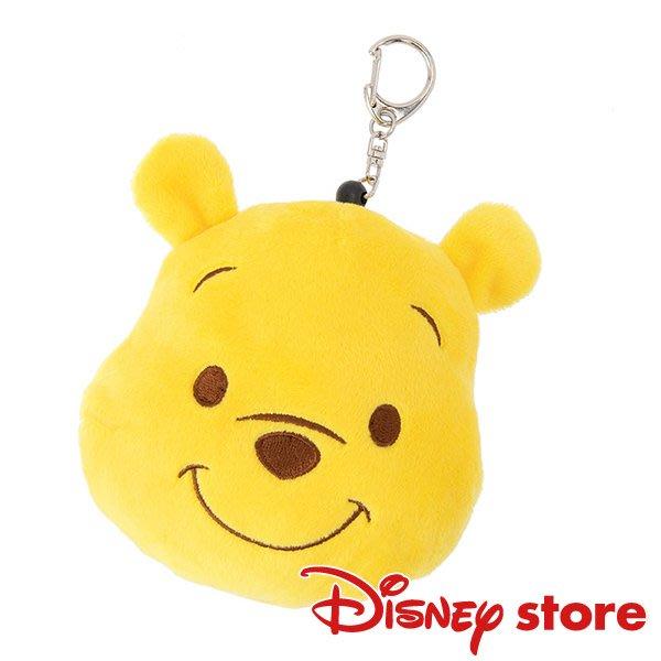 41+ 現貨不必等 Y拍最低價 迪士尼專賣店 日本正版 小熊維尼 鑰匙圈 吊飾 掛飾 小鏡子 伸縮 小日尼三