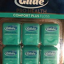 特價~ORAL-B Glide 深層清潔牙線-清涼薄荷味(40公尺*6入),可以蝦