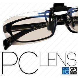 《WL數碼達人》24期零利率 405PC CA系列 夾戴式抗藍光眼鏡