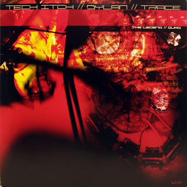 [狗肉貓]_ Technical Itch vs Dylan &  Trace _The Legend / Quad _ LP