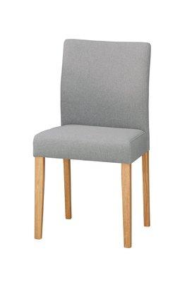 【宏興HOME BRISK】羅林傑餐椅(布)(實木) ,QM新品20