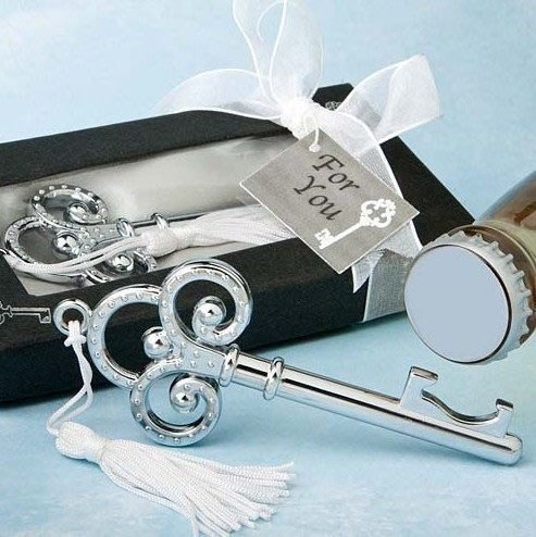 ☆命中注定☆維多利亞鑰匙開瓶器,婚禮小物,歐美禮品.