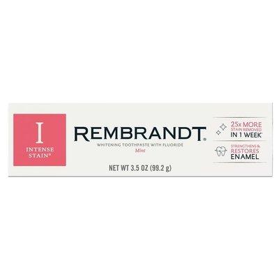 美國 牙膏 Rembrandt 林布蘭 牙膏【RE0001】