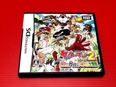 ㊣大和魂電玩㊣任天堂NDS遊戲 正義雙俠 2 驚心動魄動物大冒險{日版}編號:I2---2DS 3DS 主機可玩