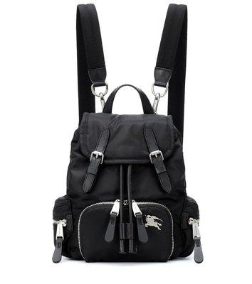 現貨出清//可刷卡可分期//全新 Burberry  Crossbody  小型  黑色 3用包 後背包