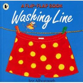 【單書】WASHING LINE 【吳敏蘭書單~CH3 衣服,變變變 Clothing】