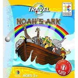 *小貝比的家*信誼~~ 魔磁隨身遊戲-動物方舟Magnetic Travel SG: Noah's Ark