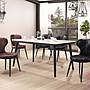 【X+Y時尚精品傢俱】現代餐桌椅系列- 弗格斯...