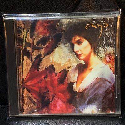 【一手收藏】恩雅enya-water mark 浮水印,德國版無IFPI,華納1988發行,保存良好,CD有個人記號。