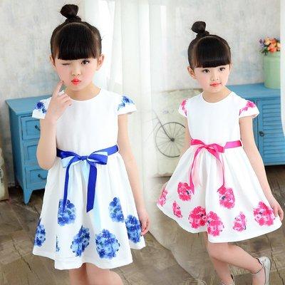高CP值 女童連衣裙夏季洋裝