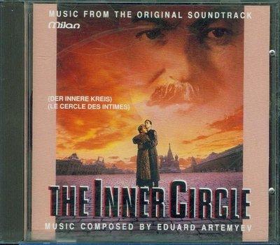 我在KGB的日子 / The Inner Circle 電影原聲帶 / 瑞士版