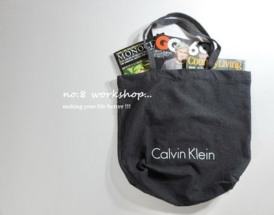 W☆【CK包包館】☆【100%全新真品Calvin Klein購物/托特包】☆【CKW001Y1】原價999