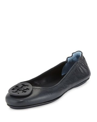 Tory Burch Minnie Travel Ballet Flats 可折疊芭蕾舞平底鞋