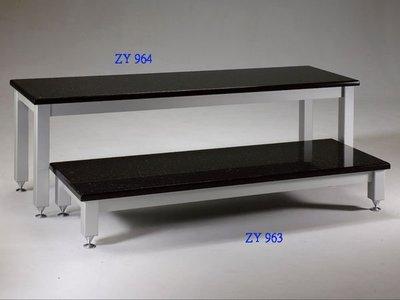 【尼克放心】展藝黑金石桌面ZY-963/ZY963音響桌.電視桌.展示桌.免運