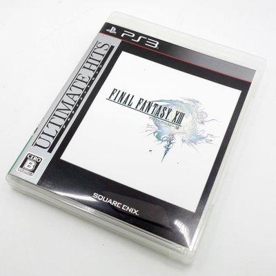 【橙市青蘋果】PS3:太空戰士13 Final Fantasy XIII 日本版 #02562