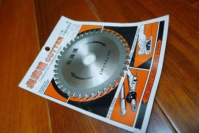 附發票*東北五金*正北海道鐵筋浪板專用鋸片.金屬鋸片.切片.切割片 規格:110*2.0*40T