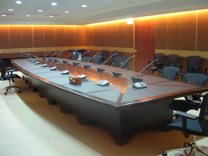 桌上型麥克風會議麥克風(租借)-麥克風 擴大機 音響 會議室 國際中心 研討會 發表會 會議 mic 租賃