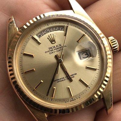 勞力士1803 Rolex1803 單錶頭SIGMA 面盤