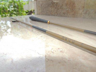 專業級手工竿.碳纖.CARBON超輕蝦竿(廠拍出清)賠售. 沙田之蝦 7尺